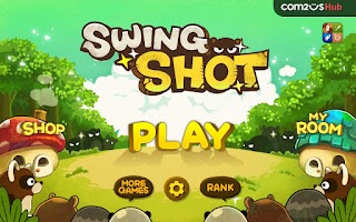 Screenshot of Swing Shot HD