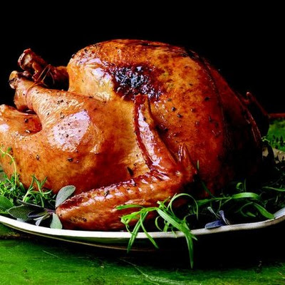 Tom Colicchio's Herb-Butter Turkey from 'The Epicurious Cookbook'