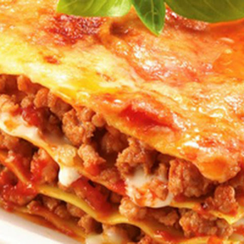 Best Ever Easy Lasagna