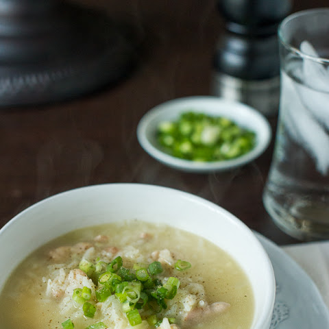 Arroz Caldo | Filipino Chicken and Rice Soup