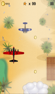 Fighter Air-Planes Rescue Wars - screenshot