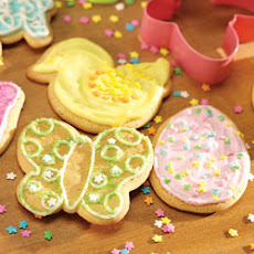 Frosted Easter Cut-Outs