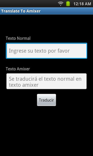 Translate To Amixer