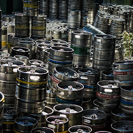 Just The Empties by Nick Kelleher - Food & Drink Alcohol & Drinks