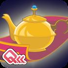 Aladdin Talking-App icon