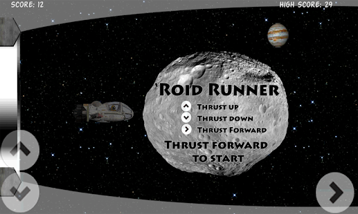 'Roid Runner - screenshot