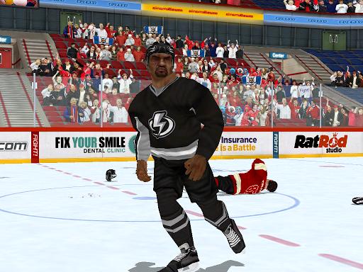 Hockey Fight Pro - screenshot