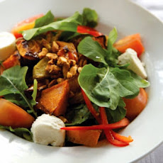 Nutty Sweet Potato Salad