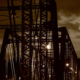 by Judy Griffith - Buildings & Architecture Bridges & Suspended Structures