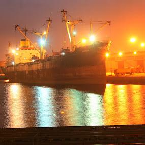 by Ahsan  Niaz - Transportation Boats
