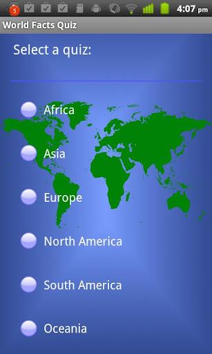 World Facts Quiz Free