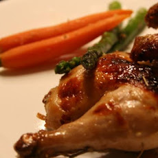 New England Roasted Cornish Game Hens