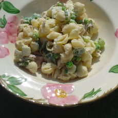 Sarasota's ... --This is Grandma's Tuna Macaroni Salad--