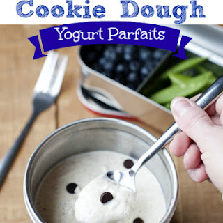 Cookie Dough Greek Yogurt