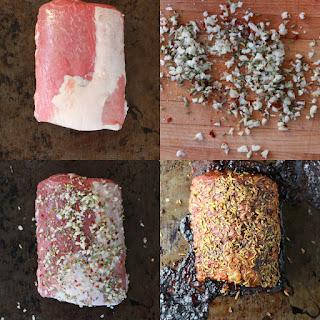 Garlic Butter Pork Roast Recipes