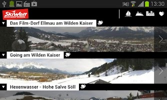 Screenshot of Wilder Kaiser 360°