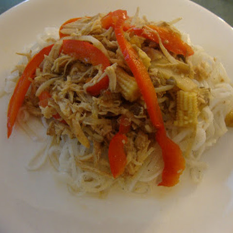 Chow Mein Hotdish Healthy Chicken Chow Mein With