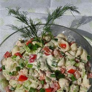 Tuna Pasta Salad Ranch Dressing Recipes
