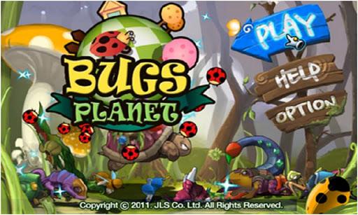 Bugs Planet Lite