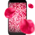 Petals 3D live wallpaper APK for Bluestacks