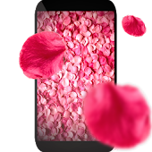 Download Petals 3D live wallpaper APK on PC