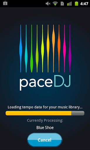 PaceDJ: Music for Your Workout