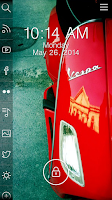 Screenshot of Vespa - Start Theme