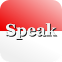 Speak Indonesian icon