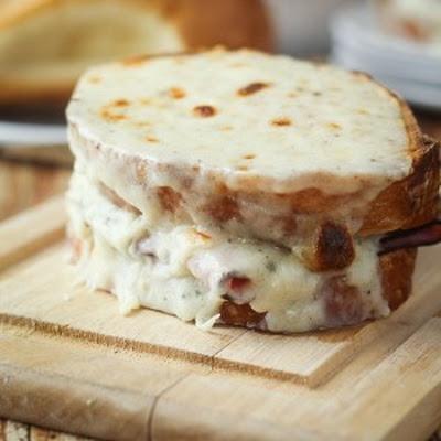 croque monsieur toasted ham cheese sandwich the wanderlust kitchen ham ...