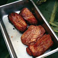 Sam Choy's Oven-Roasted Kalua Pig