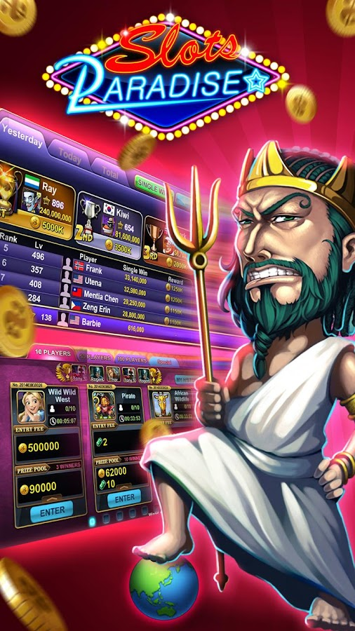 Slots Paradise™ Screenshot 14