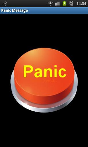Panic Message