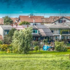 Bjelovar by Štefan Brajković - City,  Street & Park  City Parks ( croatia, bjelovar-bilogora county, bjelovar )