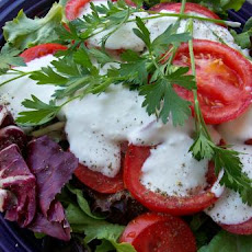 Contessa's Heirloom Tomatoes With Blue Cheese Dressing
