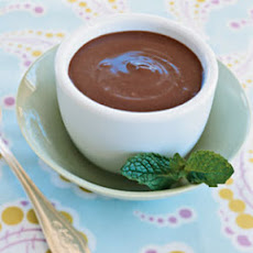 Chocolate-Mint Pudding