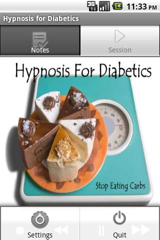 玩健康App|Hypnosis For Diabetics免費|APP試玩