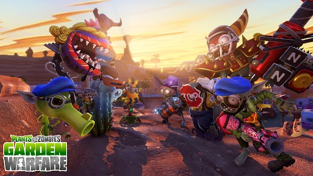 EA bringing Plants Vs Zombies: Garden Warfare to PS4 and PS3 later this summer
