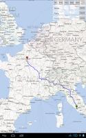 Screenshot of Maps & GPS Navigation