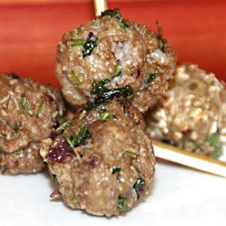Turkey/Chicken Meatballs using Oats