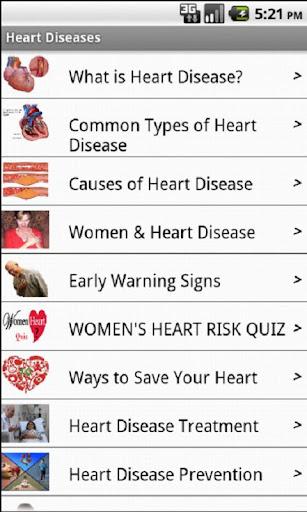 Heart Diseases- Free