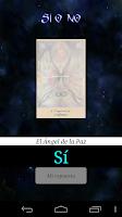 Screenshot of Cartas Sanadoras de Ángeles