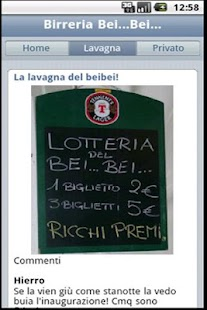 Birreria Bei Bei Firenze - screenshot