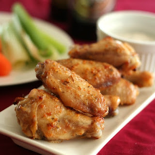 Thai Curry Chicken Wings – Low Carb and Gluten-Free