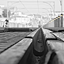 Linhas do metro by Lia Ribeiro - Digital Art Things