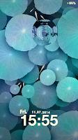 Screenshot of Little Pond Live Locker Theme