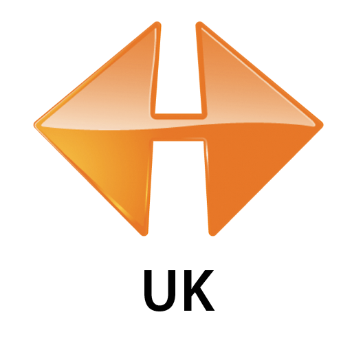 NAVIGON UK LOGO-APP點子