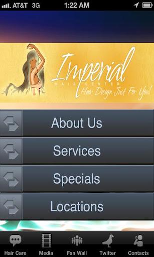 Imperial Hair Center