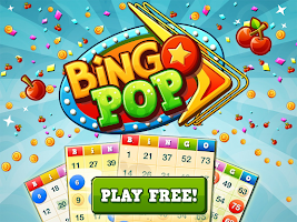 Screenshot of Bingo Pop