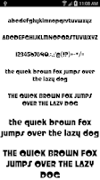 Screenshot of Fonts for FlipFont 50 #6