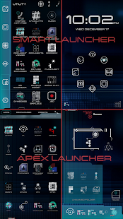 New Trek LCARS Launcher- screenshot thumbnail